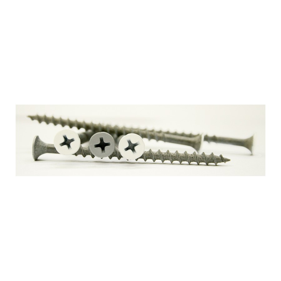 """Drywall Screw 2-1/2"""" Gray 1000-Pack HandiSOLUTIONS HSWS325G"""