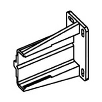 Bainbridge 615-42, 1-3/4 H x 7/16 W x 2-7/8 D Rear Socket for Epoxy Drawer Slides