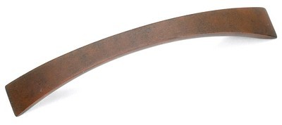 Laurey 23919, Contemporary Pull, 5in Centers, Rust Kama Collection