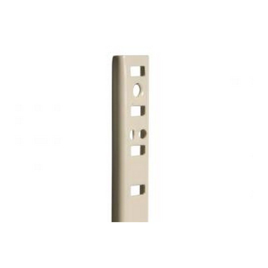 KV 255 ALM 12, 12in 255 Series Pilaster, Surface or Flush Mount, Almond, Knape and Vogt