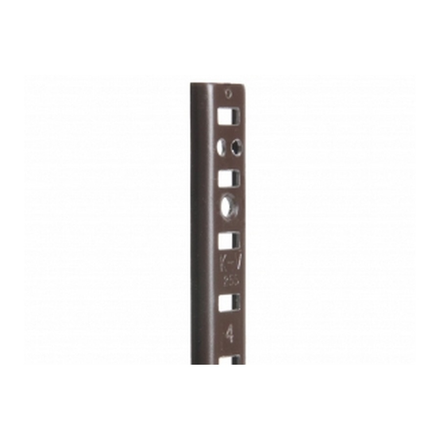 KV 255 BRN 96, 96in 255 Series Pilaster, Surface or Flush Mount, Brown, Knape and Vogt