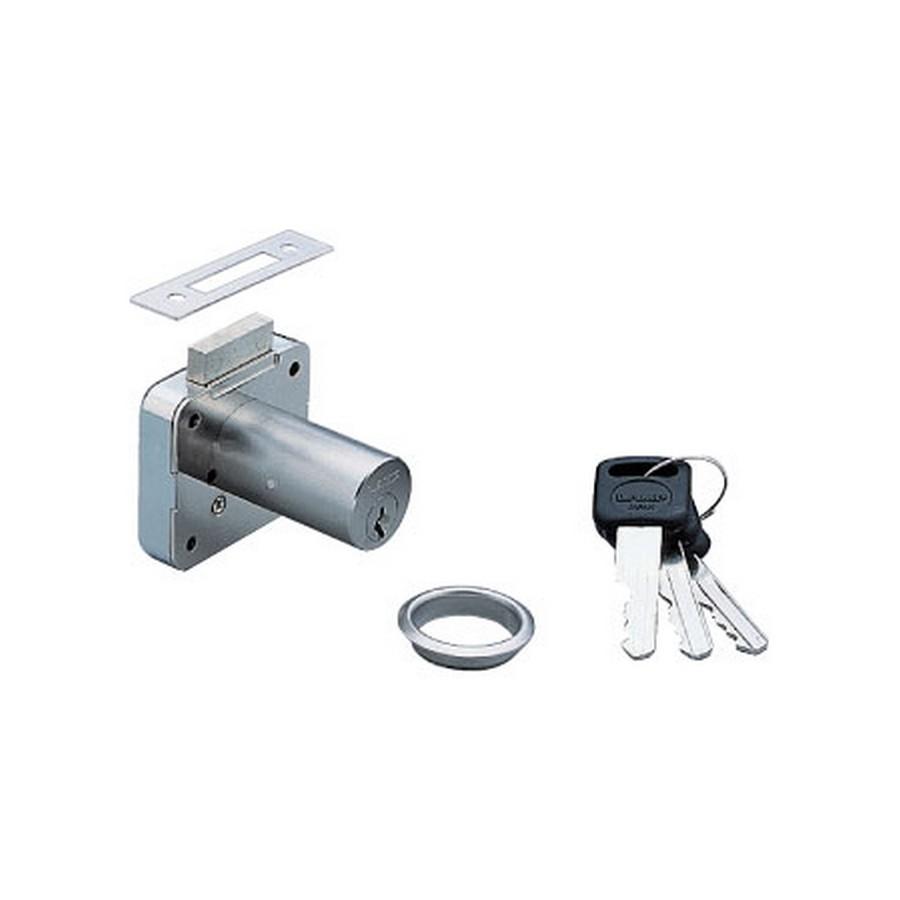 "2550 Cabinet Lock 1-7/16"" Long MKKD Nickel Sugatsune 2550-36-DNMK"