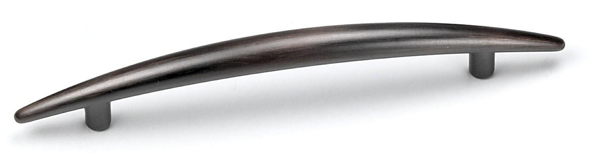 Laurey 25677 Bow Handle, Centers 3-3/4 (96mm), Venetian Bronze, Delano