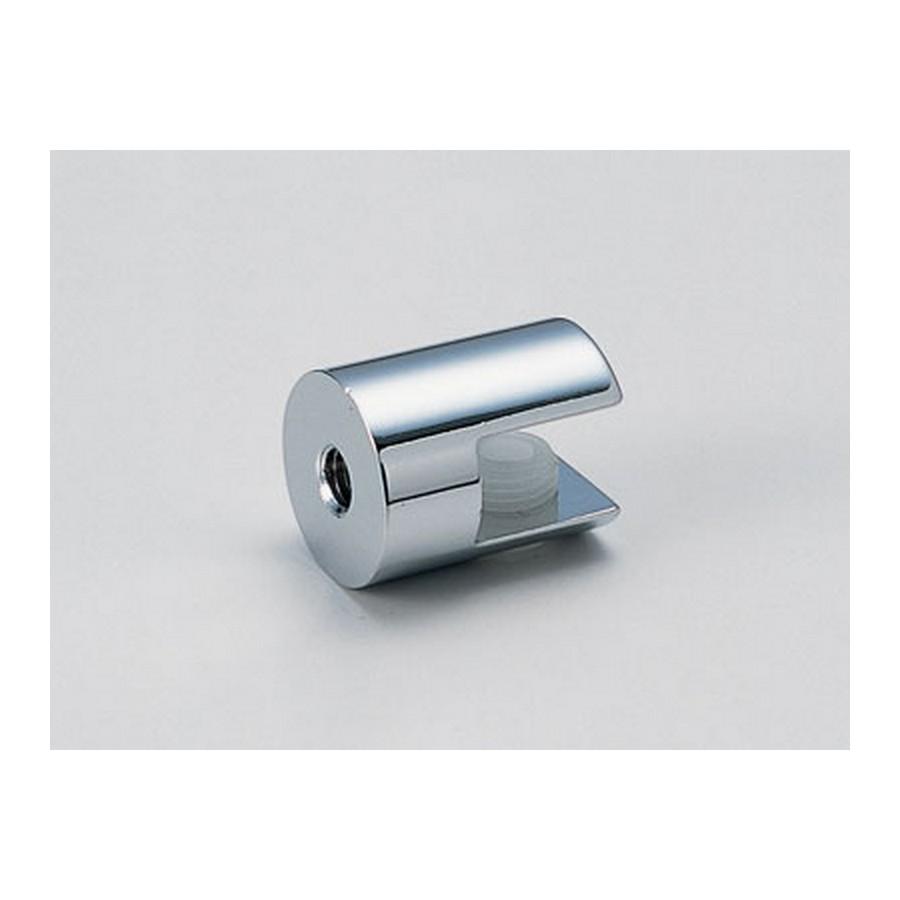 Chrome Glass Shelf Support for 6-10mm Thick Glass Sugatsune 2877ZN5