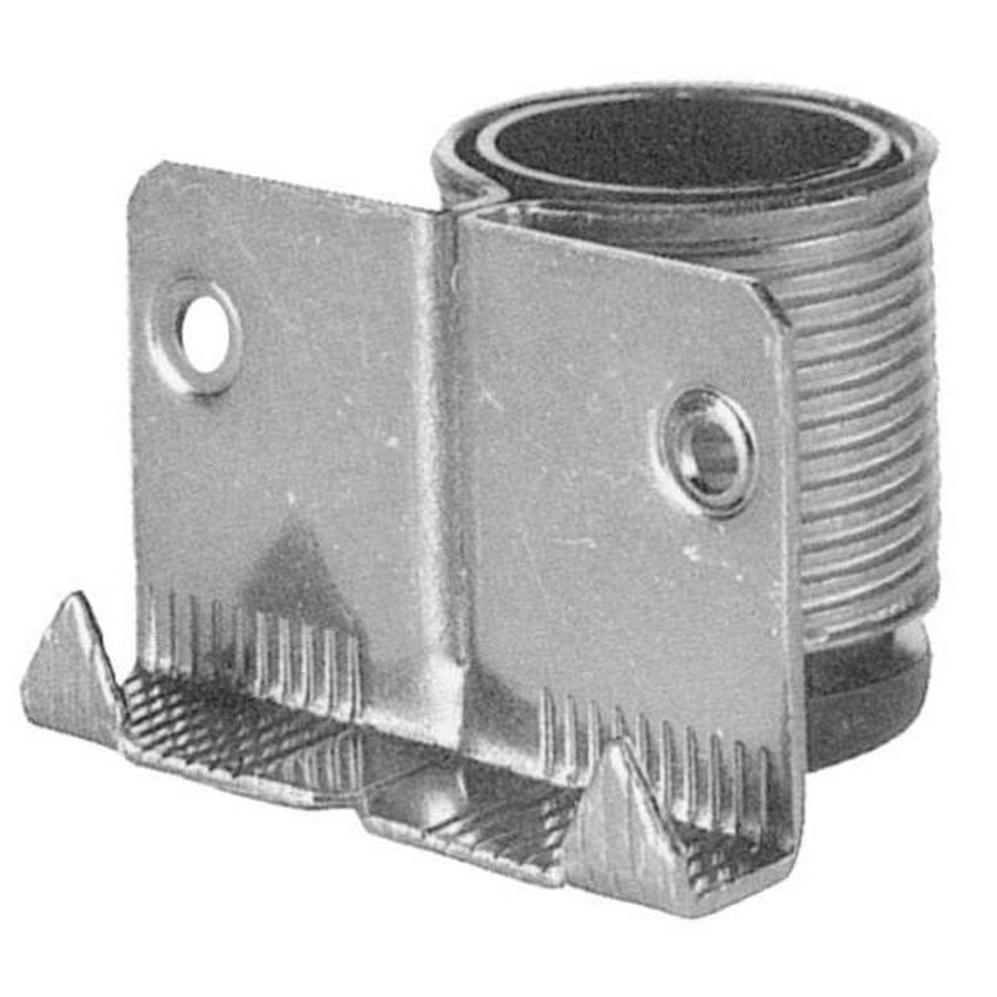 """Heavy Duty Metal Furniture Leveler with Height Adjustment and Metal Insert 1-5/16"""" H Peter Meier 300-Z2-Z2"""
