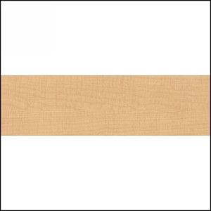"Edgebanding PVC 30364 Fusion Maple, 15/16"" X .018"", 600 LF/Roll, Woodtape 30364-1518-1"