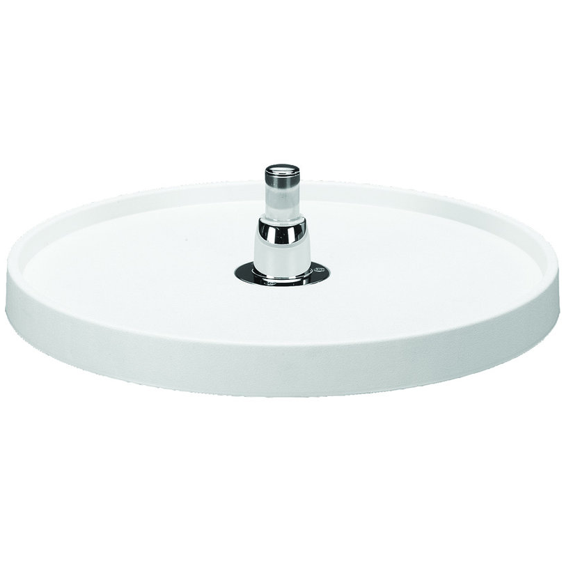 Rev-A-Shelf 6621-18-11-52 - 18in Full Circle Lazy Susan, White
