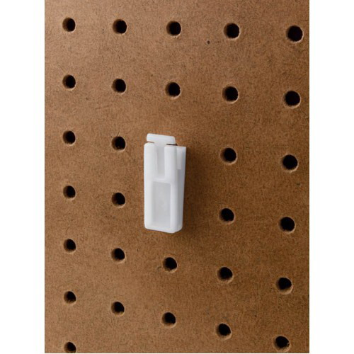 Pegboard Clips for Door Storage Trays Bulk-100 Rev-A-Shelf 6230-45-4101-100