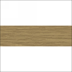 "Edgebanding PVC 3413 Natural Oak, 1-5/16"" X 3mm, 328 LF/Roll, Woodtape 3413-2103-1"