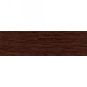 "Edgebanding PVC 3422YS Figured Mahogany, 15/16"" X .018"", 600 LF/Roll, Woodtape 3422YS-1518-1"