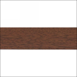 "PVC Edgebanding 3789 Windsor Mahogany,  15/16"" X .018"", Woodtape 3789-1518-1"