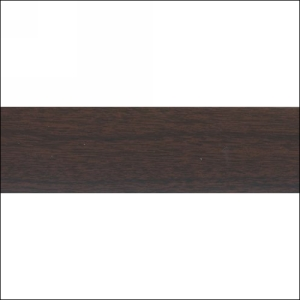 "PVC Edgebanding 3796 Figured Mahogany,  1-5/16"" X 3mm, Woodtape 3796-2103-1"