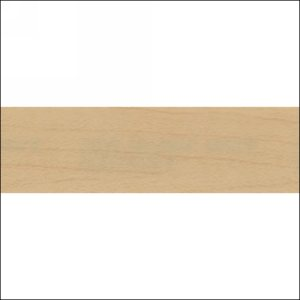 "PVC Edgebanding 3835 Natural Maple,  15/16"" X .018"", Woodtape 3835-1518-1"