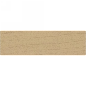 "PVC Edgebanding 3849 Clear Maple,  15/16"" X .018"", Woodtape 3849-1518-1"