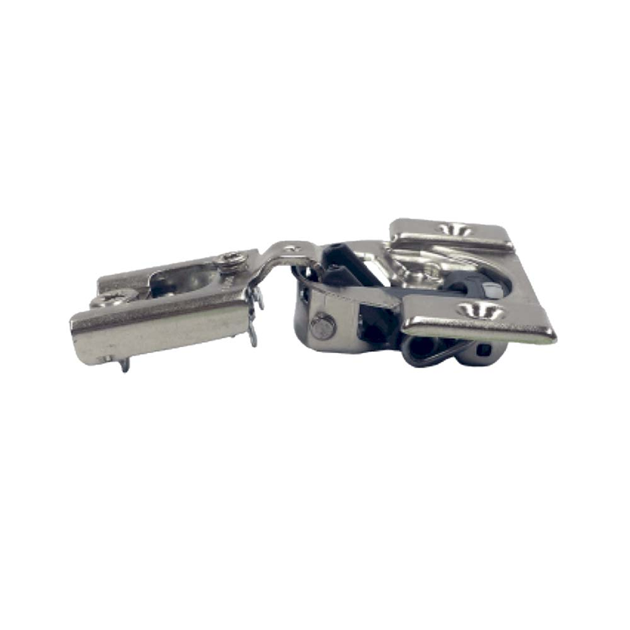 Blum 38N355B.06 Compact BLUMOTION 38N Hinge, Soft-Close, 105 Degree, 3/8 Overlay, Screw-on