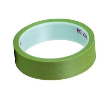 3M Masking Tape, Fine Line for Flawless Paint Lines, 2in, Green