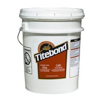 Franklin 2207, 5 Gallon Titebond Dowel Insertion Glue, White Color, Dries Translucent