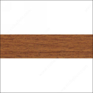 "Edgebanding PVC 4446 European Walnut, 15/16"" X .018"", 600 LF/Roll, Woodtape 4446-1518-1"