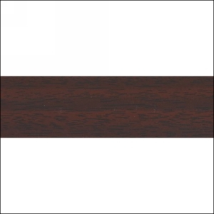 "Edgebanding PVC 4726 Mahogany Impression, 15/16"" X 3mm, 328 LF/Roll, Woodtape 4726P-1503-1"