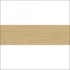 "PVC Edgebanding 4853 Natural Bamboo,  15/16"" X .018"", Woodtape 4853-1518-1"