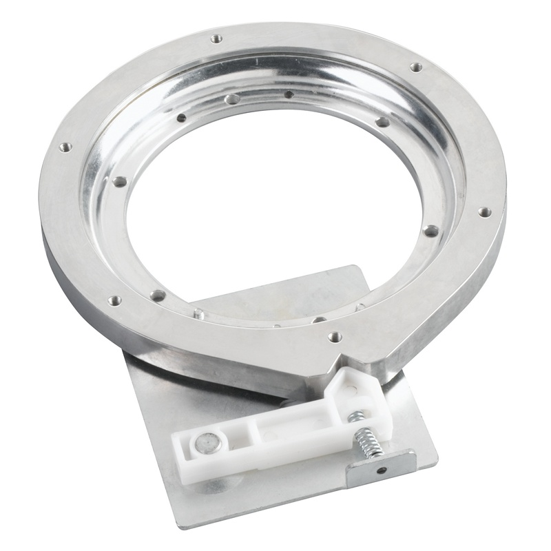 Rev-A-Shelf 4BS-10-1, 10in Dia. Swivel Aluminum Bearing with Stop