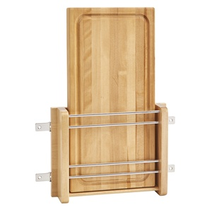 Rev-A-Shelf 4DMCB-15 Small 10-1/2in Door Mount Cutting Board