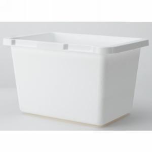 Rev-A-Shelf 4TMBIN-6 Bulk-6, 4-1/2 Qt. Trash Pull-Out Replacement Storage Bin, White