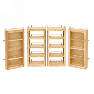 Maple Swing Out Pantry Kit Rev-A-Shelf 4WBP18-25-KIT