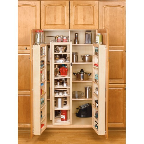 Rev-A-Shelf 4WP18-57-KIT - 57in Swing Out Pantry Kit