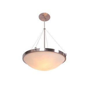 Design House 500983 Eastport Foyer Pendant Satin Nickel