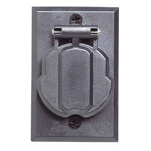 Design House 502112 Replacement Electrical Outlet For