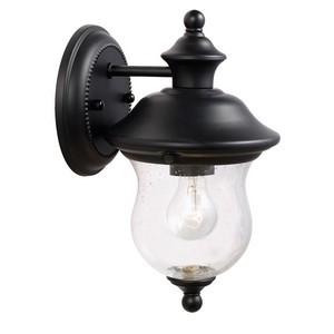 Design House 502906 Highland Outdoor Downlight, 6 X 10-5/8, Black
