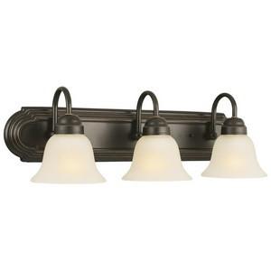Design House 506618 Allante 3-Light Vanity, Oil Rubbed Bronze