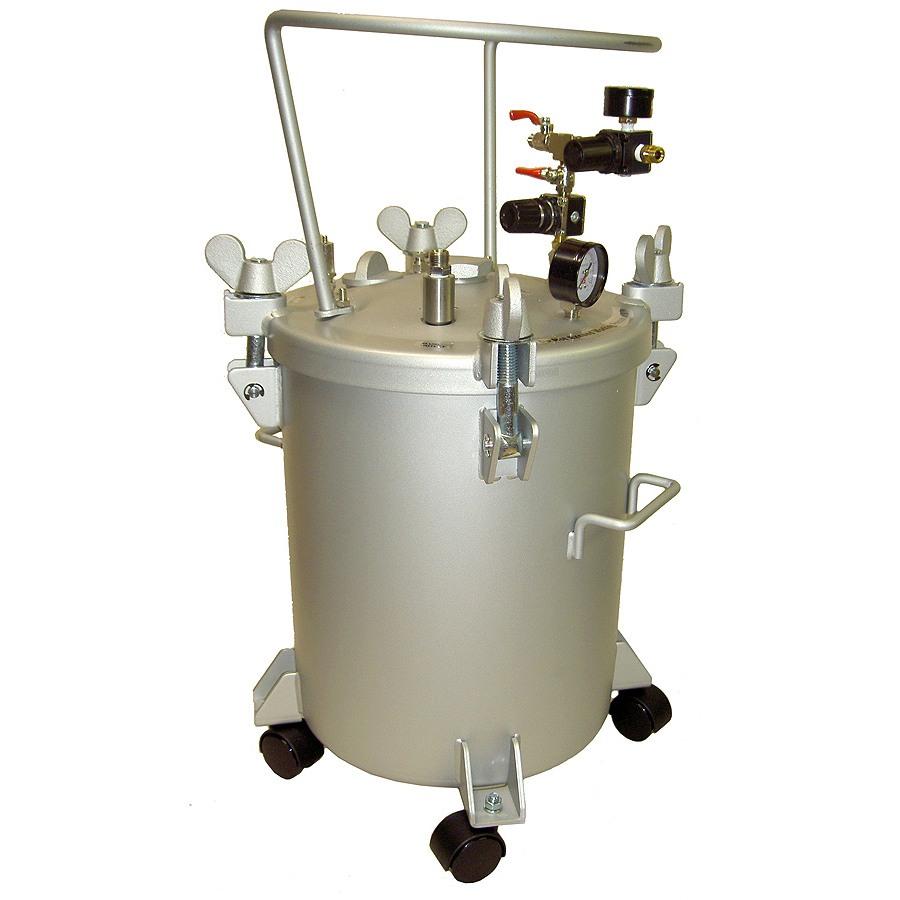 CA Tech 51-507, Pressure Tank, 5Gal, Single Regulator