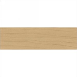 "Edgebanding PVC 5108 Hardrock Maple, 15/16"" X .018"", 600 LF/Roll, Woodtape 5108-1518-1"
