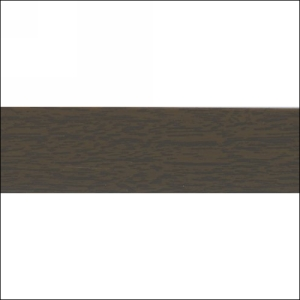 "PVC Edgebanding 5139 Gunstock Walnut,  15/16"" X .018"", Woodtape 5139-1518-1"