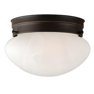 Design House 514547 Millbridge 1-Light Ceiling Mount, Oil Rubbed Bronze