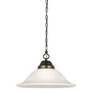 Design House 517664 Millbridge Large Pendant, Oil Rubbed Bronze