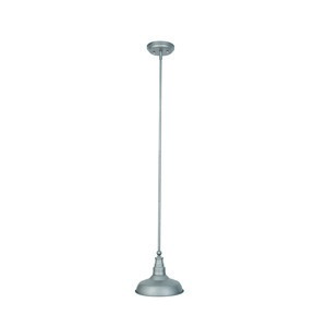Design House 519819 Kimball Mini Pendant Galvanized