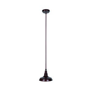Design House 519827 Kimball Mini Pendant Bronze