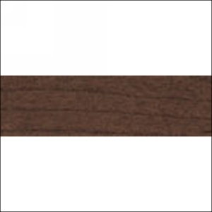 "Edgebanding PVC 5204 Cocoa Maple, 15/16"" X .018"", 600 LF/Roll, Woodtape 5204-1518-1"