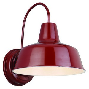 Design House 520559 Mason Wall Mount Red
