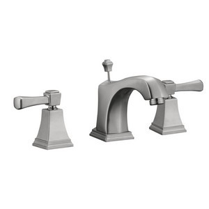 Design House 522052 Torino Wide Spread Lavatory Faucet, Satin Nickel