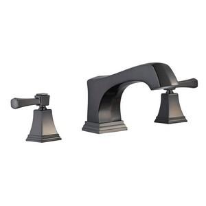 Design House 522094 Torino Roman Tub, Brushed Bronze