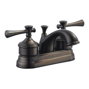 Design House 524561 Ironwood 4in Lavatory Faucet, Brushed Bronze