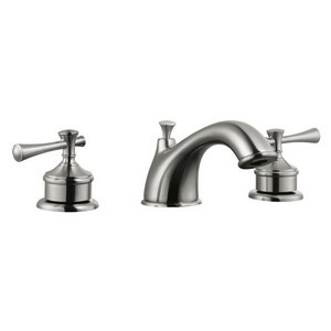 Design House 524587 Ironwood Wide Spread Lavatory Faucet, Satin Nickel