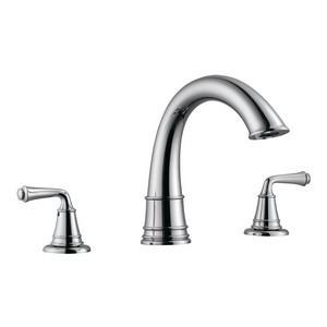 Design House 524595 Eden Roman Tub Faucet, Satin Nickel