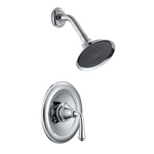 Design House 524678 Eden Shower Faucet, Polished Chrome