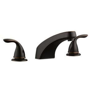 Design House 525030 Ashland Roman Tub Faucet, Oil Rubbed Bronze