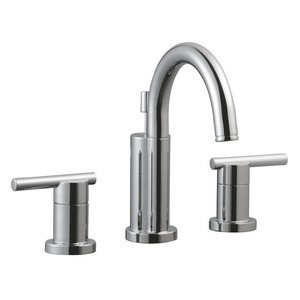 Design House 525741 Geneva Wide Lavatory Faucet, Polished Chrome
